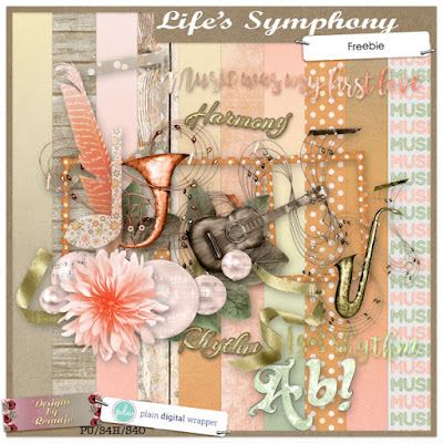 Featured Designer at DSTFreebie: Life