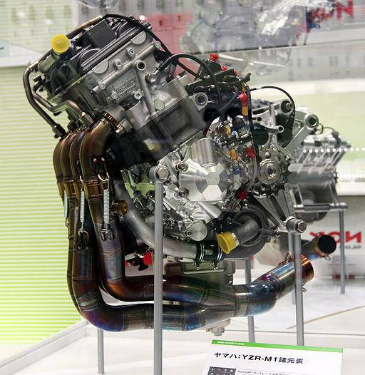 mesin motor motogp