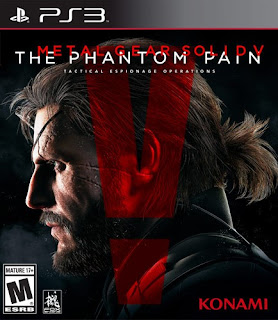 Metal Gear Solid V The Phantom Pain Xbox360 PS3 free download full version