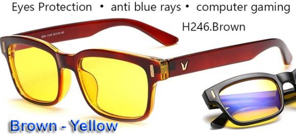 Anti-Blue Ray Eyeglasses