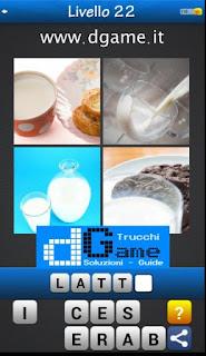 PACCHETTO 2 livello 22 - Soluzioni Trova la Parola - Foto Quiz con Immagini e Parole