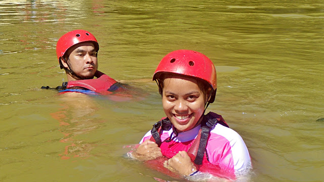River Rafting in Mindanao