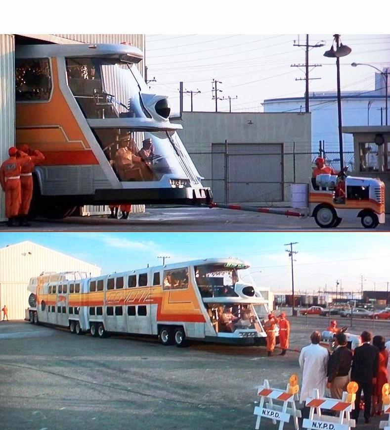 "Poseidon's Underworld: Let's Hop On The ""Bus!"""