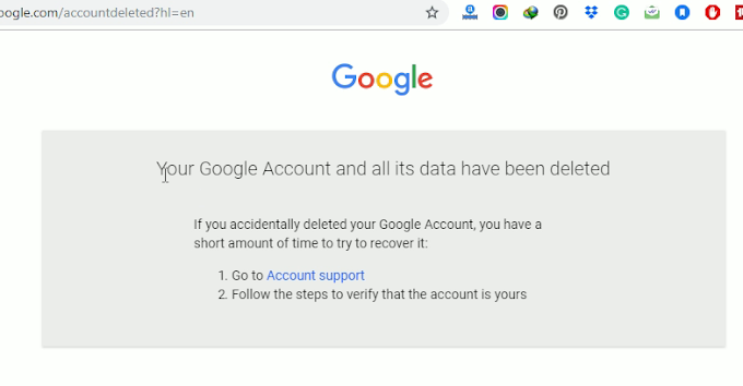 How to Permanently Delete Your Google Accounts