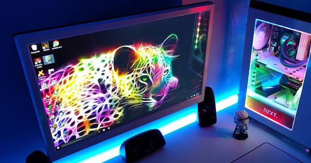 Harga Monitor Komputer Gaming Murah Terbaru