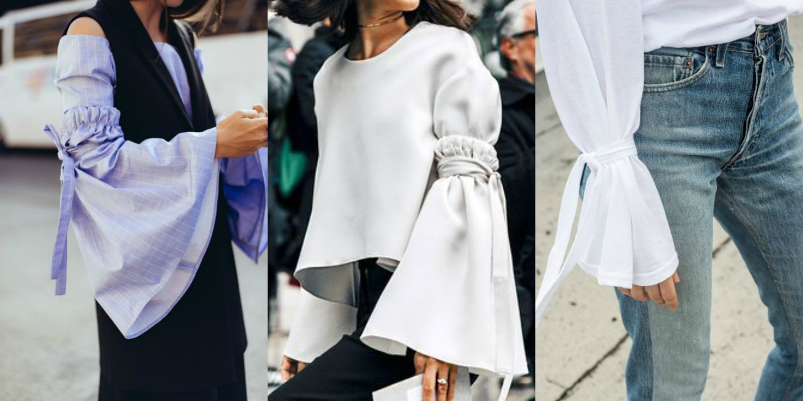 How To Style // Bell Sleeves