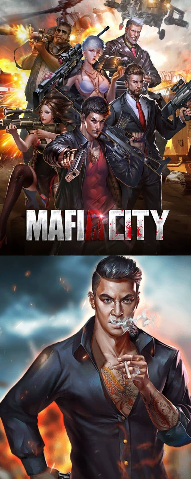 Mafia City Mod Apk Unlimited Gold