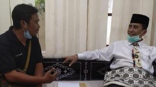 KHUSUS: Wawancara Khusus Post Kota NTB dengan Kepala Kanwil Kemenag NTB, Dr. KH. Zaidi Abdad