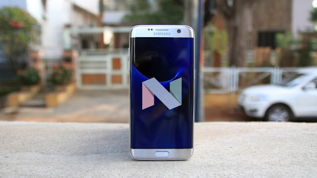 ROM stock Android 7.0 cho Samsung Galaxy S7 Edge (SM-G935F) G935FXXU1DPLT