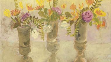 Las flores de Winifred Nicholson