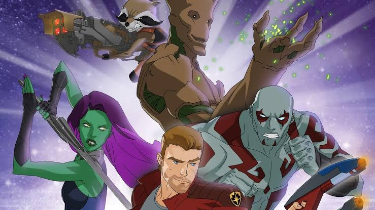 Guardians Of The Galaxy S01 All Images In Hd