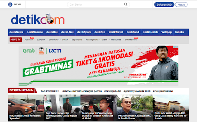 5 Situs Berita Terpercaya di Indonesia yang Update Setiap hari