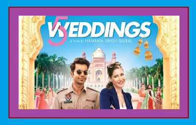 5 Weddings Movie Review
