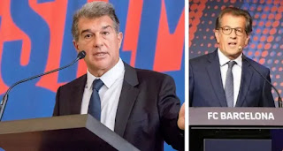 Barca residential candidate Freixa reveals Barcelona will be in danger is Laporta is elected