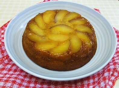Upside-Down Cassava-Mango Cake with White Peaches (Paleo, Refined Sugar-Free, Grain-Free, Gut-Health, Gluten-Free).jpg