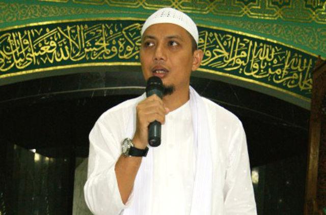 Sambut Kepulangan Habib Rizieq, Ini Pesan KH Arifin Ilham untuk Umat Islam