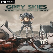 Free Download Grey Skies: A War of the Worlds Story