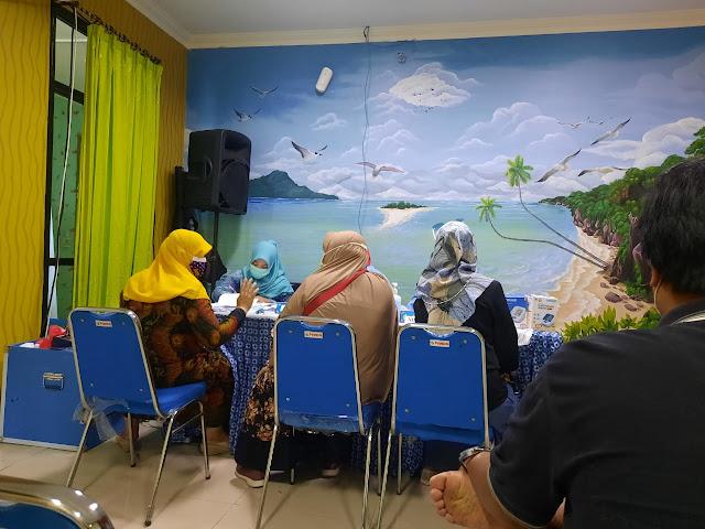 screening vaksin covid 19, RS Asyiyah Siti Fatimah Tulangan