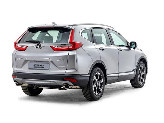 Honda Pekanbaru-Paket Kredit Honda CRV Turbo Pekanbaru Riau Terbaru