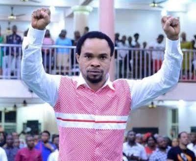 Just In: Police Arrests Prophet Odumeje a.k.a Idasbosky