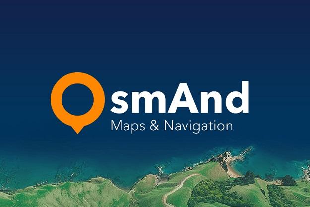 offline χαρτες πλοήγηση gps ελλάδα osmand dwrean