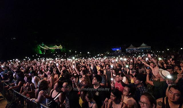 2022 Rainforest World Music Festival