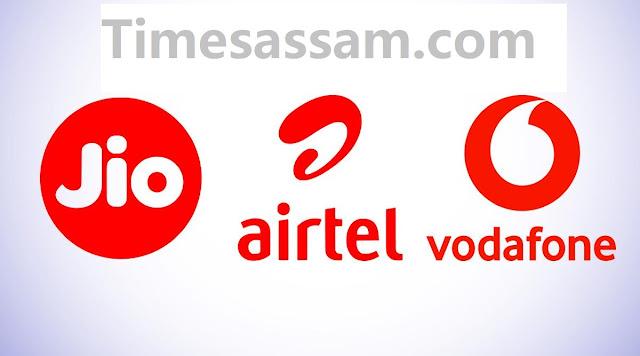 Airtel, Vodafone, Jio Announce New Prepaid Tariffs