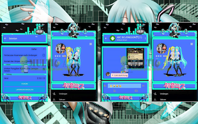 BBM Mod Hatsune Miku 2.13.1.13 APK