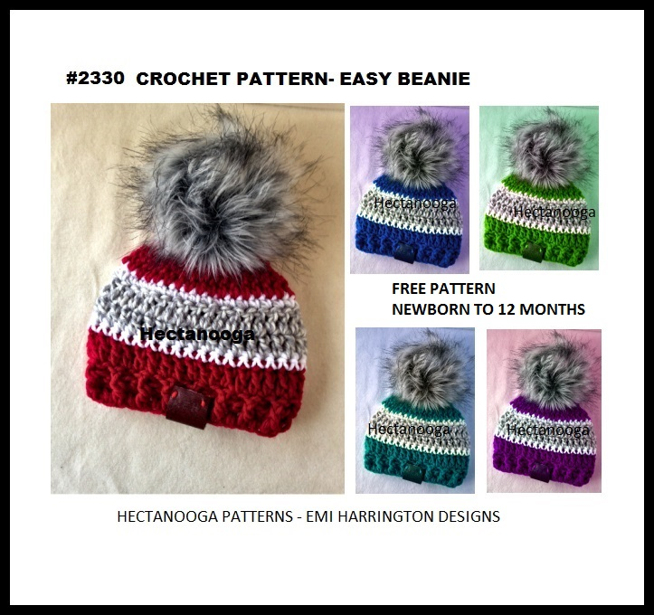 https   www.ravelry.com patterns library 2330n--easy-beanie bf982f7c197