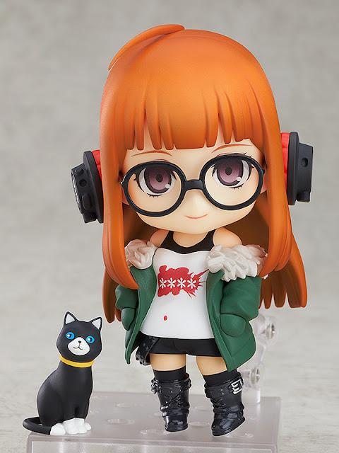 """Nendoroid Futaba Sakura de """"Persona 5"""" - Good Smile Company"""