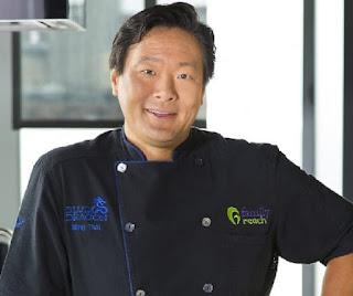 Picture of Polly Tsai's husband Ming Tsai