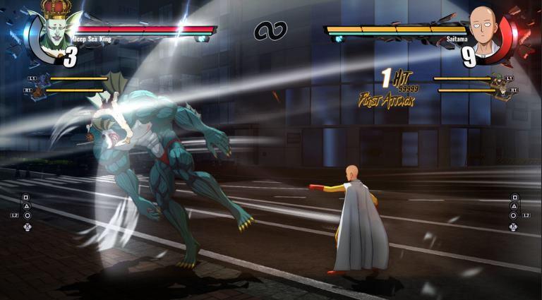 One Punch Man A Hero Nobody Knows pc full español