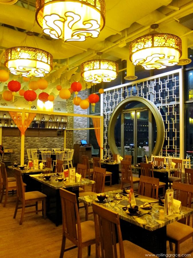 places to eat in bandar utama