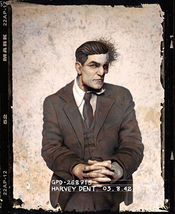 Harvey Dent Años 20