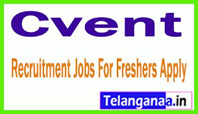 Cvent Recruitment Jobs For Freshers Apply