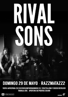 rival sons in Madrid & Barcelona