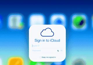 إزالة جهاز من حساب iCloud