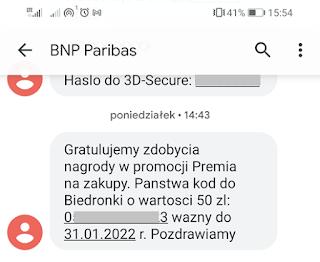 Bon do Biedronki