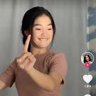 Nama Chandrika Chika Moncer Setelah Video TikTok Miliknya Viral di Medsos