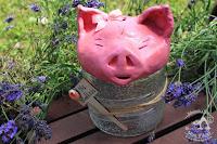 Różowa Świnka - Skarbonka