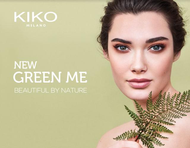collezione green kiko