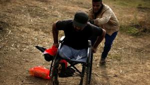 Puluhan Penyandang Disabilitas Palestina Ditahan Oleh Israel
