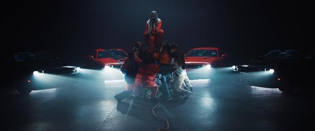 Billie Eilish premieres 'Watch' music video