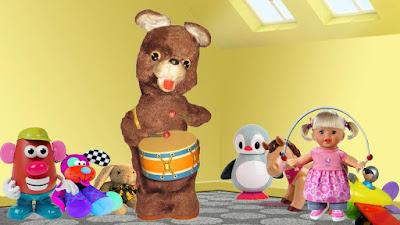 Peppa Pig. Canción de los juguetes 6