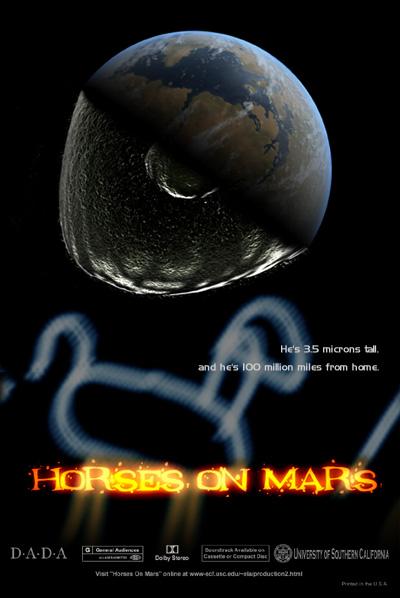 Videos: The Sci-Fi Short Film Horses On Mars