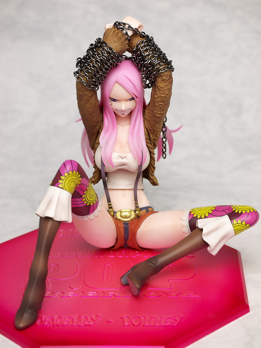 Portrait Of Pirates The Collection ZOOM Jewelry Bonney