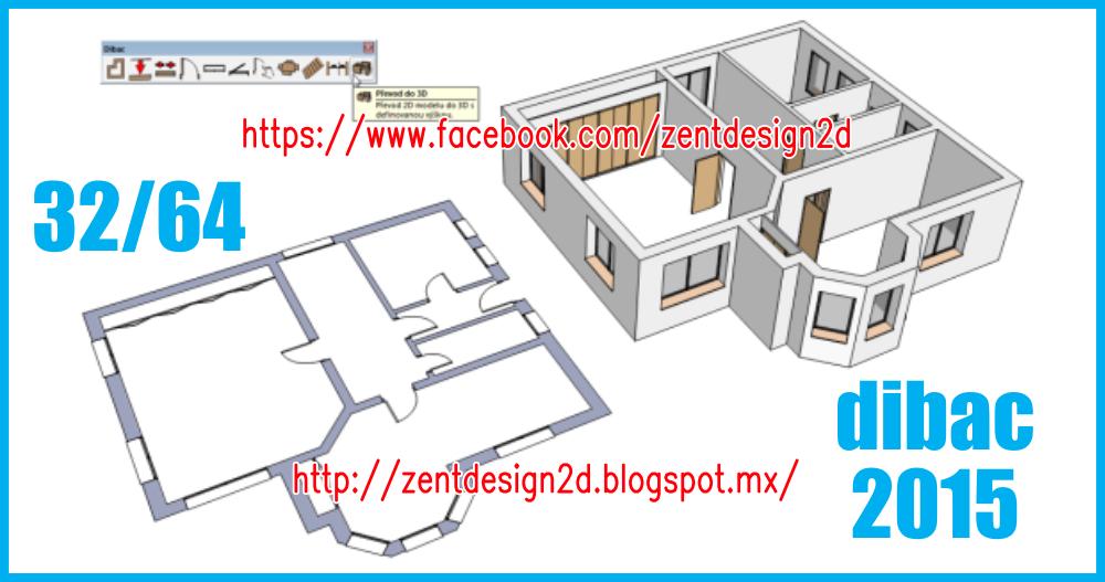 DIBAC 2015 - 32 - 64 Bits ~ ZENT DESIGN 2D
