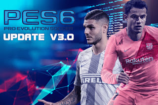 pes 6 next season patch update 3.0