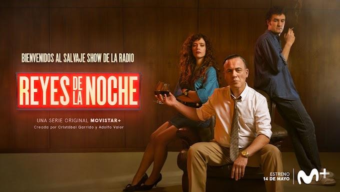 Tráiler de 'Reyes de la Noche' (2021) - Serie Movistar+
