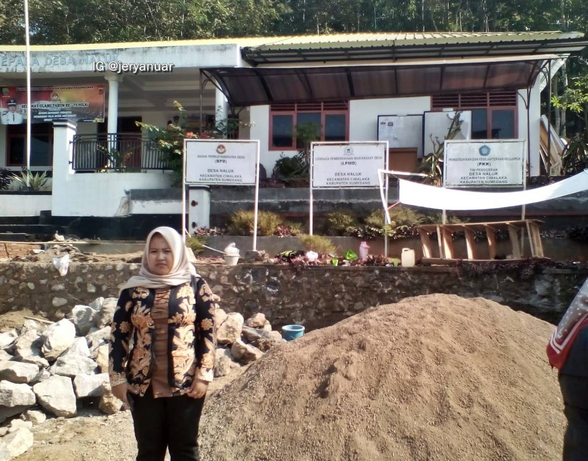 Kantor Desa Naluk, Kab. Sumedang